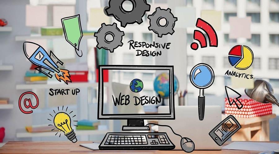 طراحی سایت رایان وب