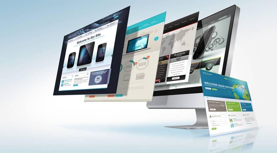 طراحی سایت خدمات کامپیوتری